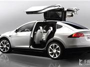 特斯拉 ModelX 电气系统 甲醇加热