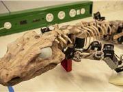 机器人 史前生物 3D打印