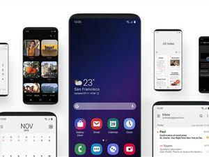 三星 三星系统更新 三星手机 三星OneUI