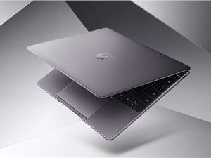 华为MateBook 13全面屏轻薄本深空灰正式开售:5699元起
