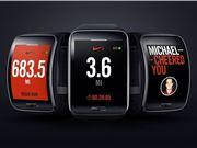 三星更新旧款Gear手表 增加健身功能以方便用户健身