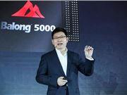华为 5G 基带 芯片 巴龙5000