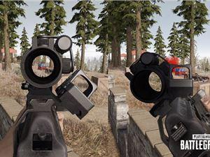 绝地求生 侧面瞄具