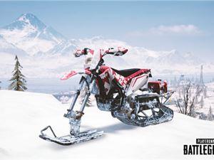 绝地求生 轻型雪地摩托 性能
