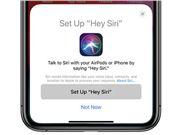 AirPods 2 iOS 12.2 无线耳机 Siri