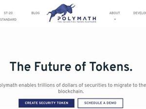 证券代币 Polymath POLY