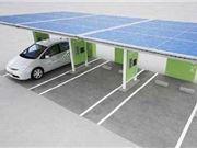 英国 网络基础设施 电动车充电站 减排
