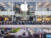 苹果 中国 营收