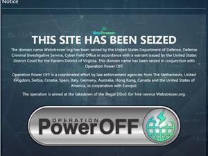 DDoS DDOS攻击 Europol