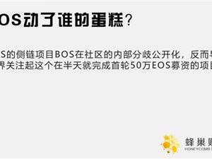 BOS 区块链 EOS EOS侧链