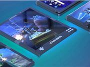 三星折叠屏 三星专利 游戏手机 三星Galaxy F