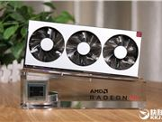 全球首款 7nm 游戏卡 AMD Radeon VII 显卡 开箱 图赏