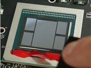 AMD Radeon VII 液态金属 散热 温度 显卡