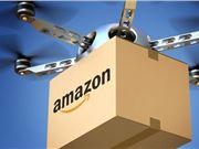 亚马逊 无人机 交付 专利