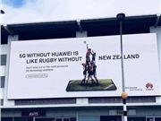 华为 5G 新西兰