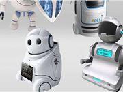 机器人 人工智能 政府机构 帮手