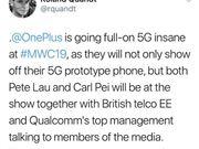 一加 5G手机 MWC