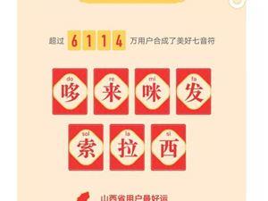 抖音 抖音春节大数据报告 抖音集音符