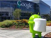 谷歌 安卓 智能设备 合作