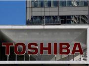东芝下调2018财年营业利润预期至200亿日元