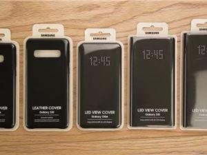 三星S10 三星S10保护套 三星S10配置 三星手机