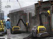 机器人 建筑行业 未来 人工智能
