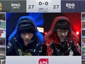 RNG RNG和EDG上热搜是怎么回事 RNG20EDG引网友热议 edg战队