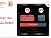 高通 5G 基带 骁龙X55 7nm 2G 4G 多模 毫米波 6GHz以下
