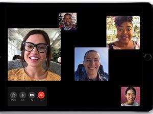 用户反馈iOS 12.1.4更新后FaceTime群组服务仍有问题