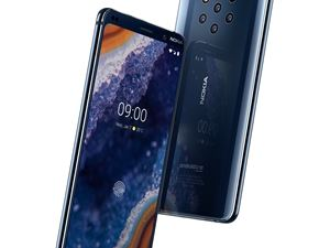 """诺基亚五摄""""怪物""""Nokia 9 PureView渲染组图一览"""
