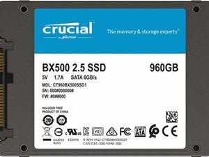 英睿达 美光 美光固态 英睿达固态硬盘 SSD