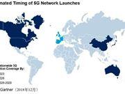 5G技术 5G网络