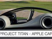 蘋果 汽車 泰坦計劃 電池