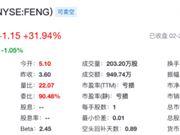 一点资讯 凤凰新媒体 凤凰新媒体股价 一点资讯母公司