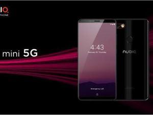 努比亚 努比亚手机 Nubiamini5G Nubia