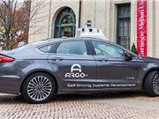 大众福特 大众投资福特ArgoAI 福特ArgoAI 自动驾驶 大众