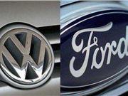 大众向福特子公司Argo注资17亿美元 其所有权将平分