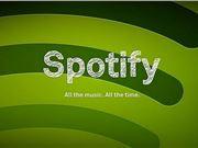 华纳 Spotify 印度