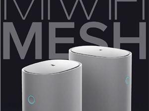小米路由器 小米路由器mesh 小米Mesh 小米WiFi 原创