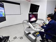 5G 医学 低延迟 远程手术