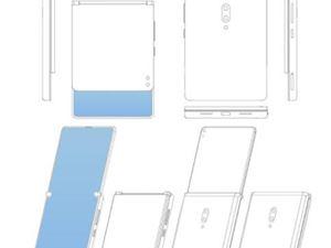 中兴 中兴可折叠手机