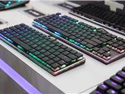 酷冷至尊 全尺寸 矮轴 机械键盘 SK650 樱桃 MX Low Profile