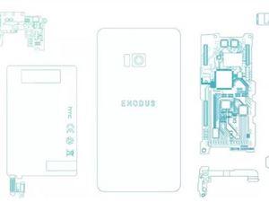 区块链手机 HTC区块链