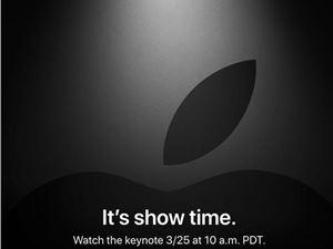 苹果春季发布会 苹果新品发布会 苹果2019新品发布会 AirPods2