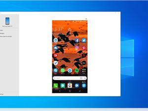 微软开始在 Windows 10 测试 Android 手机「屏幕镜像」功能