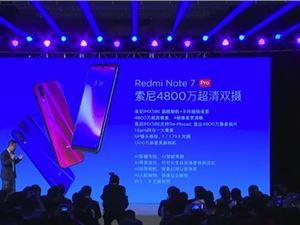 红米Note7pro