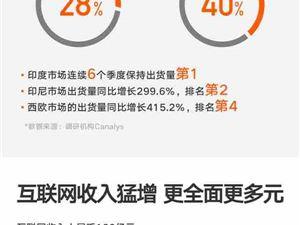 一圖看懂小米2018年財報:1%硬件利潤率秘密在此