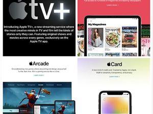 苹果信用卡 苹果自制剧