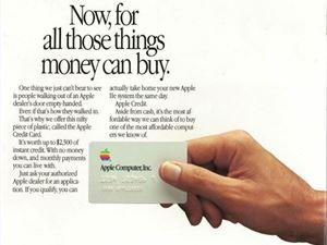 苹果 苹果信用卡 AppleCar