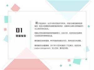 清博大數據報告:自媒體創業,3%選手撐到C輪!